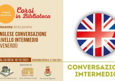 Inglese Conversazione livello intermedio   Venerdì