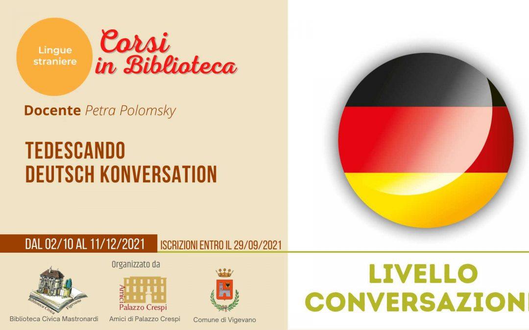 Tedescando – Deutsch Konversation