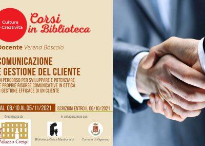 Comunicazione e gestione del cliente
